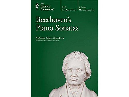 9781598030150: Beethoven's Piano Sonatas