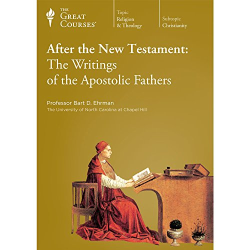 9781598030655: After the New Testament : The Writings of the Apostolic Fathers
