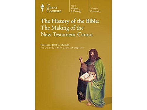 9781598030747: The History of the Bible: The Making of the New Testament Canon
