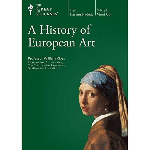 9781598030907: A History of European Art, Part 1