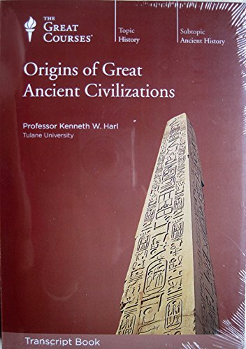 Origins of Great Ancient Civilizations: Harl, Kenneth W