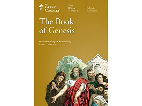 The Book of Genesis (Great Courses) (Teaching Company) DVD (Course Number 6234)