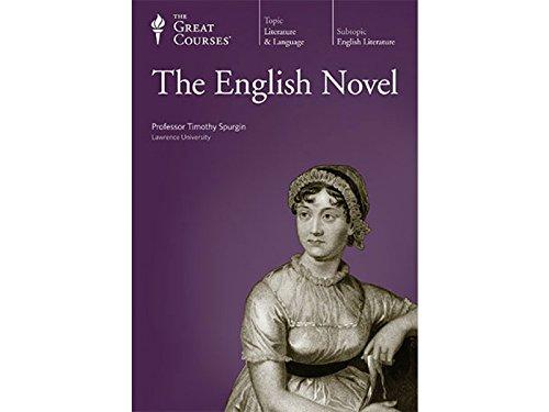 9781598032161: The English Novel