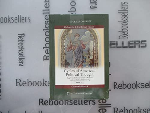 9781598032635: Cycles of American Political Thought