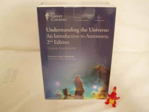 9781598032758: Understanding the Universe an Introduction to Astronomy. 2nd Edition ~ Parts 1-8 (The Great Courses)
