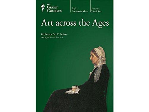 Art Across the Ages DVD series (The: Professor Ori Z.