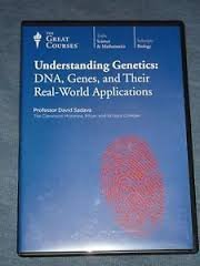 9781598033939: The Great Courses: Understanding Genetics - DNA, Genes, and Their Real-World Applications