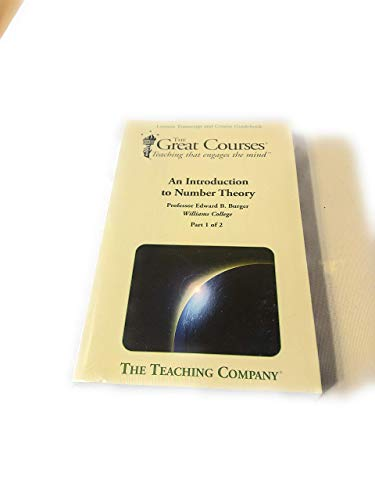An Introduction to Number Theory (2 volume set): Edward B. Burger