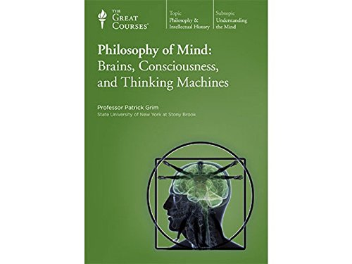 9781598034240: Philosophy of Mind: Brains, Consciousness, and Thinking Machines
