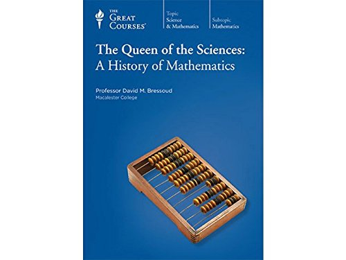 9781598034264: Queen of the Sciences: A History of Mathematics