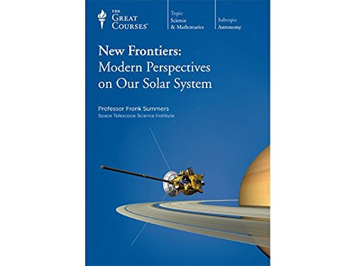 9781598034363: New Frontiers: Modern Perspectives on Our Solar System