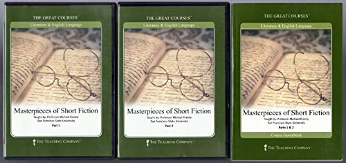 9781598034394: Masterpieces of Short Fiction