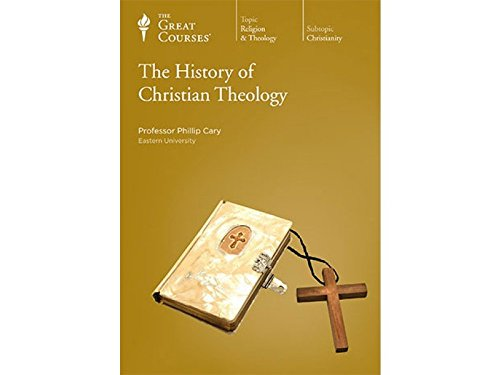 9781598034875: The Teaching Company: History of Christian Theology DVD Course (6 DVD Set with one large Guidebook)