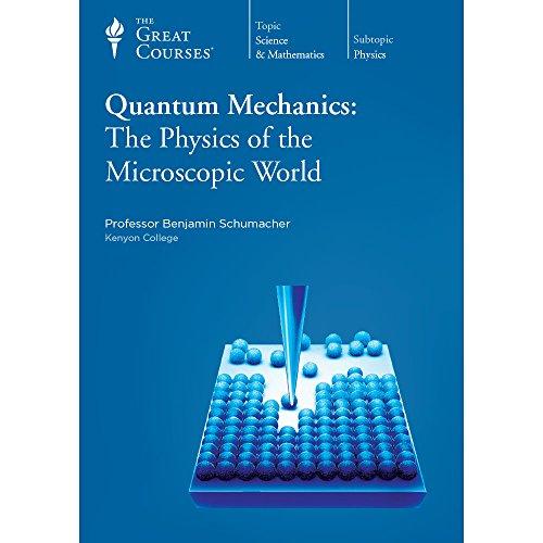 9781598035216: Quantum Mechanics: The Physics of the Microscopic World