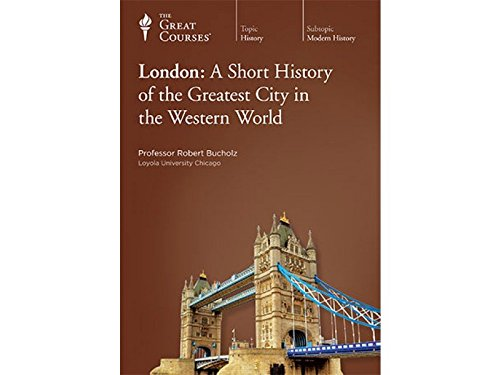 9781598035292: London: A Short History of the Greatest City in the Western World