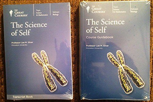 The Science of Self 9781598035629 4 Disc DVD Set with Course Guide plus Lecture Transcript Book