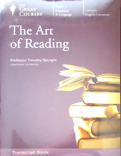 9781598035681: Art of Reading