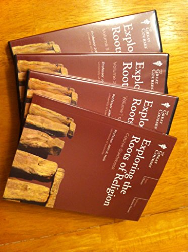 9781598035766: Exploring the Roots of Religion (Great Courses)(Complete Set)