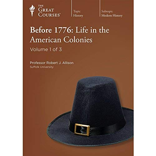 9781598036145: Before 1776: Life in the American Colonies