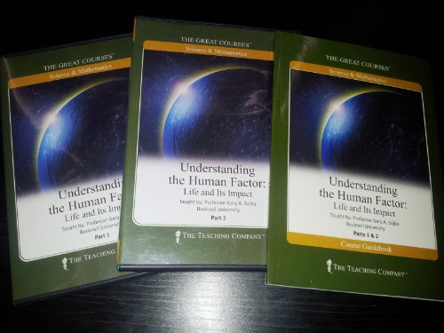 9781598036183: Understanding the Human Factor: Life and Its Impact