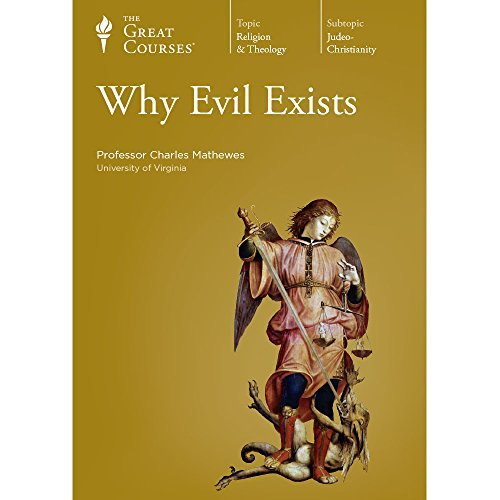 9781598037289: Why Evil Exists