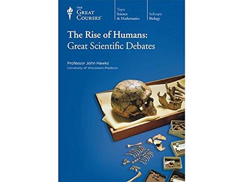 9781598037593: The Rise of Humans: Great Scientific Debates