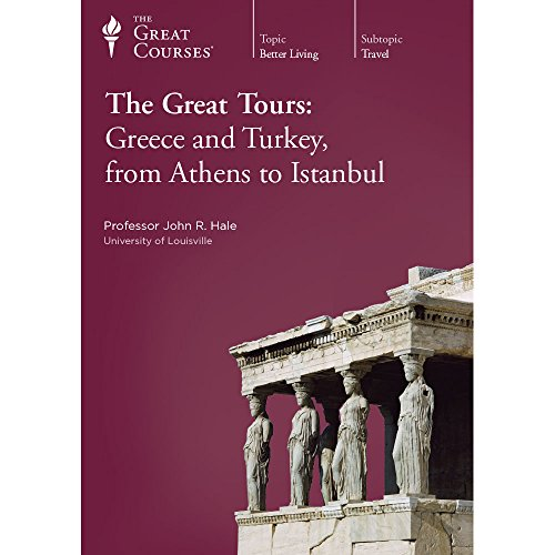 9781598037739: The Great Tours: Greece and Turkey, from Athens to Istanbul