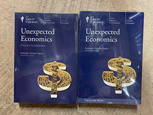 9781598037807: Unexpected Economics