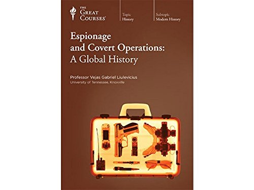 9781598037876: Espionage and Covert Operations: A Global History