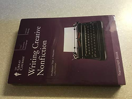 9781598038439: Writing Creative Nonfiction