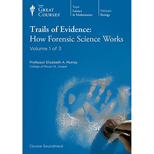 9781598038460: Trails of Evidence: How Forensic Science Works
