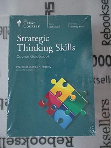 9781598038484: Strategic Thinking Skills