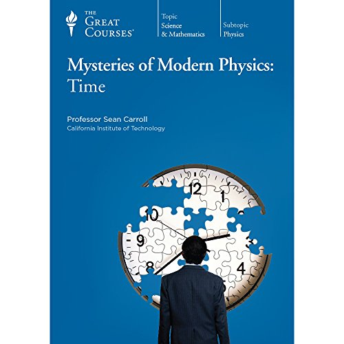 9781598038705: Mysteries of Modern Physics: Time
