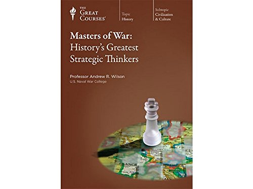 9781598038804: Masters of War: History's Greatest Strategic Thinkers