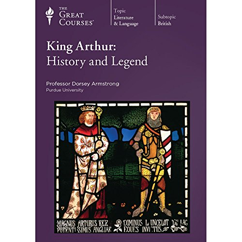 9781598039276: King Arthur: History and Legend