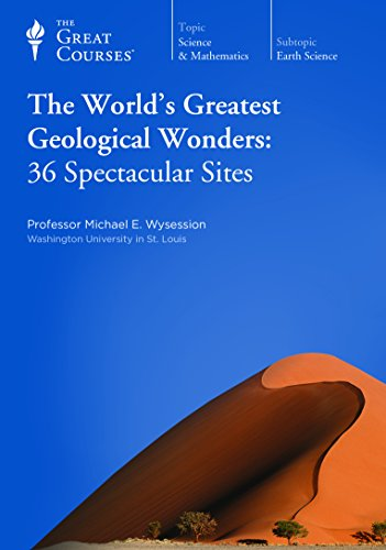 9781598039801: The World's Greatest Geological Wonders: 36 Spectacular Sites