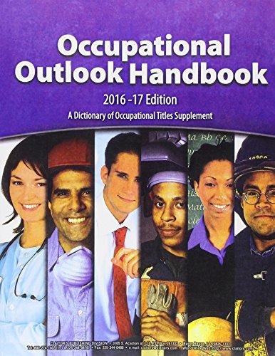 9781598047912: Occupational Outlook Handbook, 2016-2017, Paperbound (Occupational Outlook Handbook (Paperback))