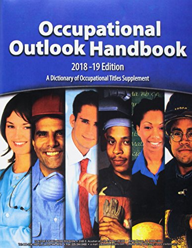 9781598048568: Occupational Outlook Handbook, 2018-2019