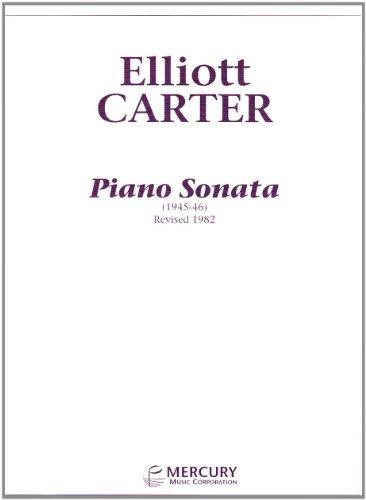 9781598060379: Piano Sonata