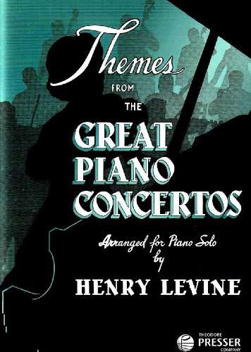 9781598060430: Themes from the Great Piano Concertos