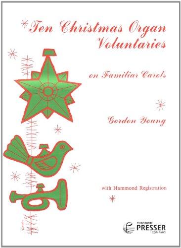 9781598060485: Ten Christmas Organ Voluntaries