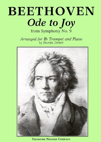 Ode to Joy, Trumpet & Piano: Beethoven
