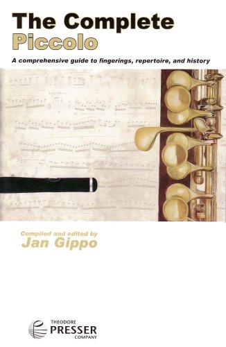 The Complete Piccolo: Jan Gippo