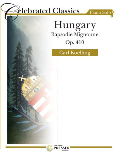 9781598061376: Hungary (Rapsodie Mignonne), piano duet