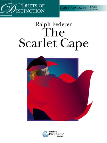 9781598061383: The Scarlet Cape