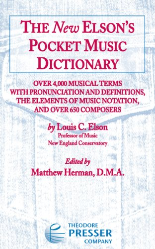 9781598062298: The New Elson's Pocket Dictionary