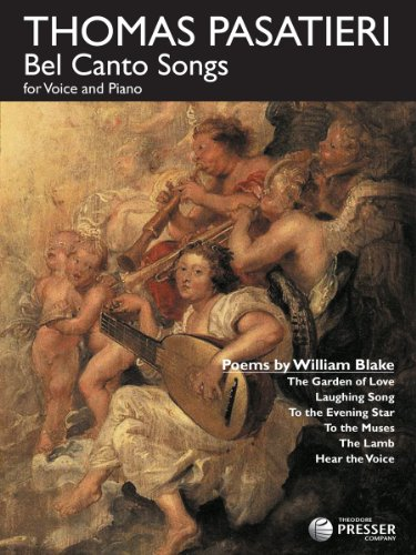 9781598062663: Bel Canto Songs
