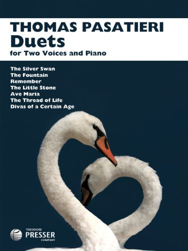 9781598062878: Duets, Two Voices and Piano