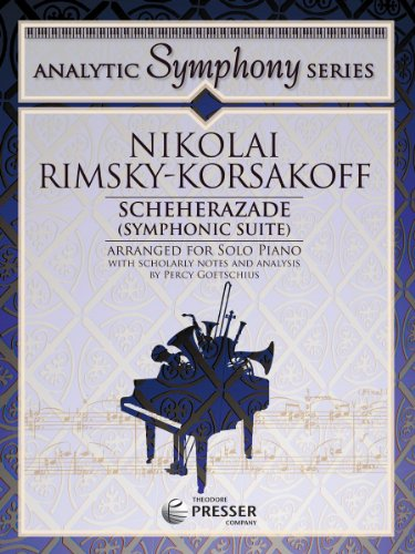 9781598063028: Scheherazade from The Analytic Symphony Series
