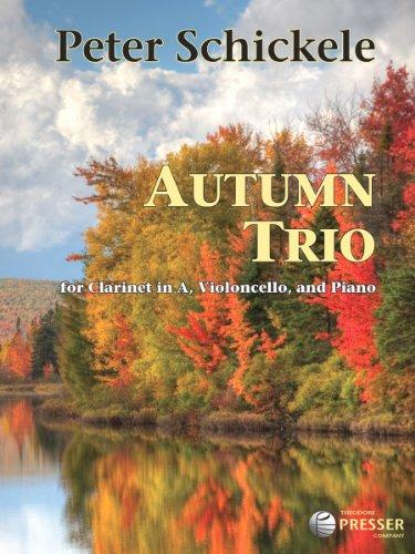 9781598063332: Autumn Trio for Clarinet, Violoncello, and Piano